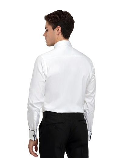 TWN Gömlek Beyaz